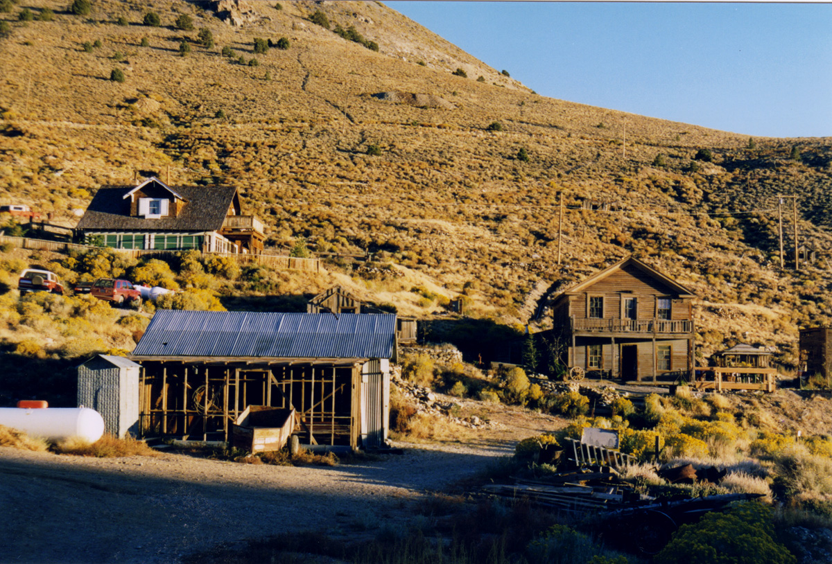 Cerro Gordo, California