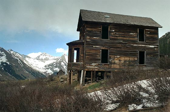 Animas Forks, Colorado