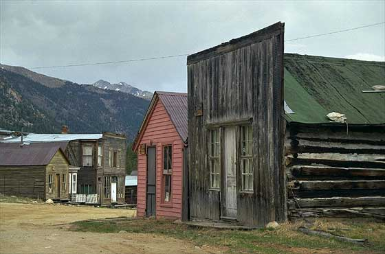 St elmo colorado ghost town picture gallery for St elmo colorado cabins