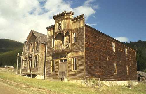 ghost towns in the west