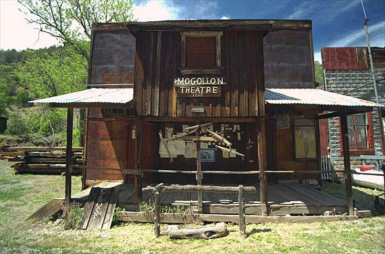 Mogollon, New Mexico